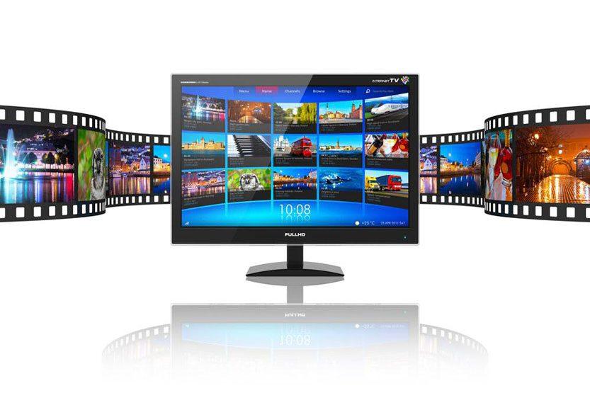 تلویزیون دیجیتال چیست؟