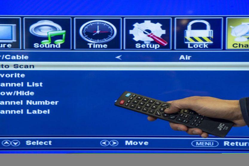 کانال یابی دیجیتال تلویزیون در تهران و شهرستان