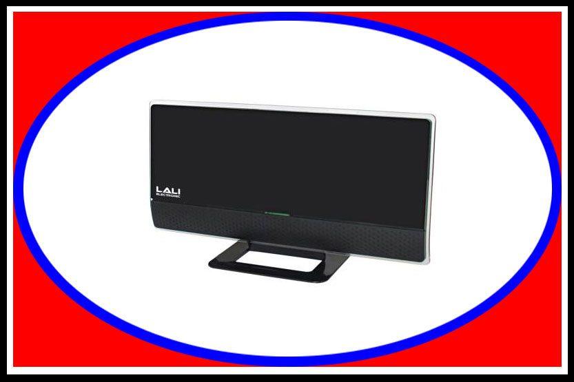 روش نصب آنتن رومیزی تلویزیون لالی الکترونیک مدل : LE 232،LE 242،LE252