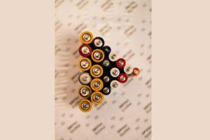آشنایی با انواع باتری