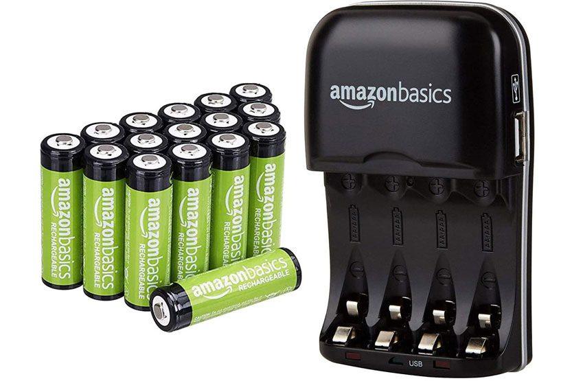 شارژ باتری قلمی و تست آن