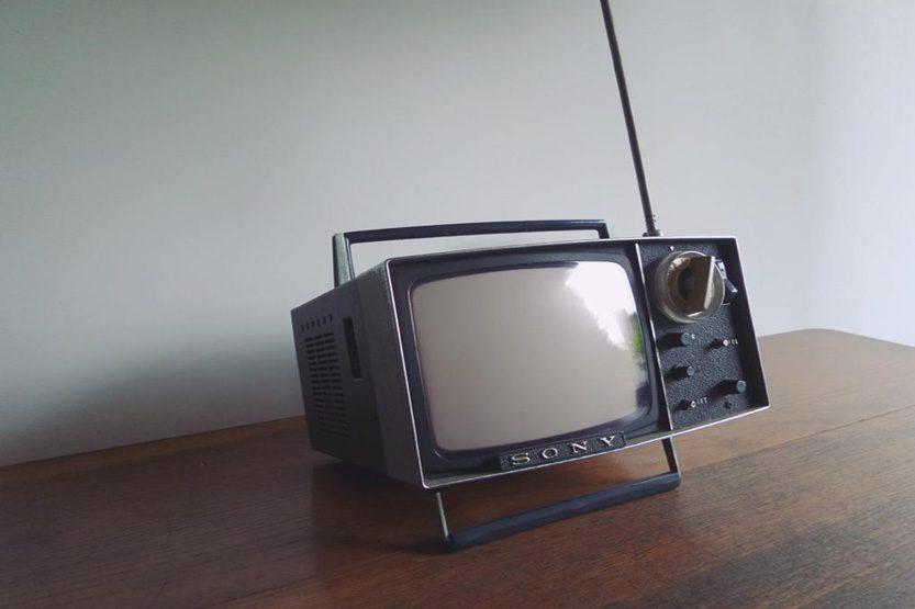 آنتن تلویزیون از گذشته تا به امروز