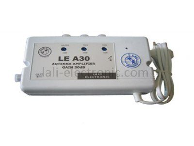تقویت کننده تمام باند مدل LE A30 لالی الکترونیک