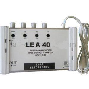 تقویت کننده تمام باند مدل LE A40 لالی الکترونیک