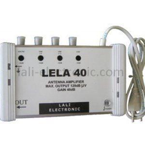 تقویت کننده خط مدل LELA40 لالی الکترونیک