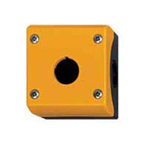 جعبه شاسی تکی زرد ، مشکی شراک (MM(M22)-IY1)