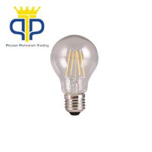 لامپ LED حبابی 6 وات فیلامنت کملیون
