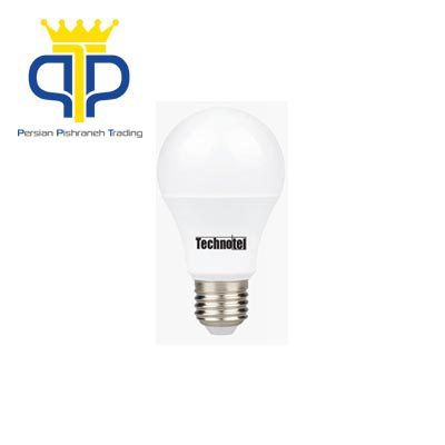 لامپ ال ای دی حبابی 15 وات تکنوتل