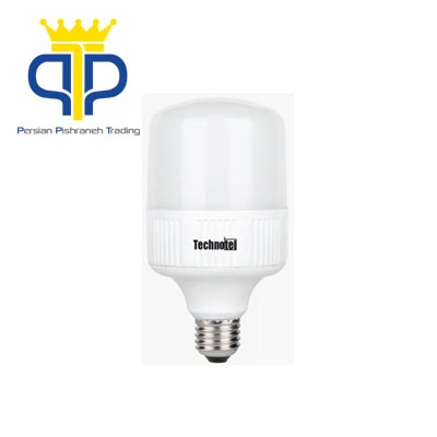 لامپ ال ای دی حبابی 40 وات تکنوتل