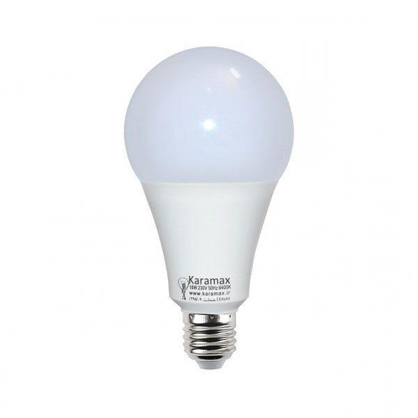 لامپ ال ای دی 10 وات بالب بالاستیران