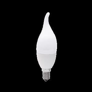 لامپ ال ای دی 6 وات اشکی بالاستیران