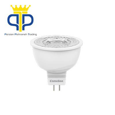 لامپ LED هالوژنی 7 وات پایه سوزنی 12 ولت کملیون