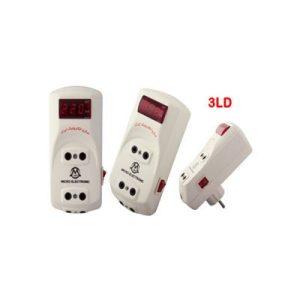 محافظ 3 خروجی بدون کابل 3LA میکرو الکترونیک