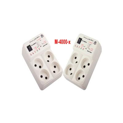 محافظ 4 خروجی صوتی و تصویری استاندارد M4000X-A میکرو الکترونیک