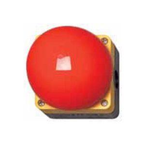 پدال پایی قفل شو قرمز شراک(FAK-…V/KC11/IY)