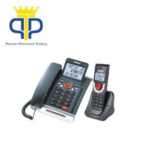 تلفن بی سیم تکنوتل مدل TF-607