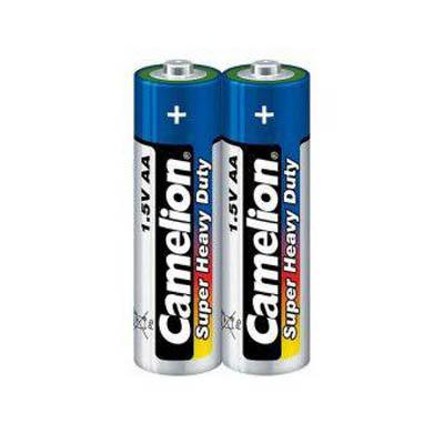 باتری قلمی 1.5 ولت شیرینگ آبی 2 عددی کملیون (R6P-SP2B)