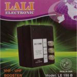 تقویت کننده آنتن تلویزیون مدل LE150B لالی الکترونیک