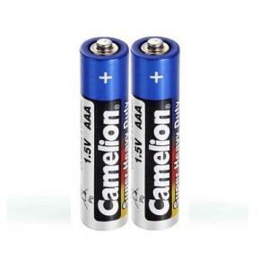 باتری نیم قلمی آبی شیرینگ 2 عددی کملیون