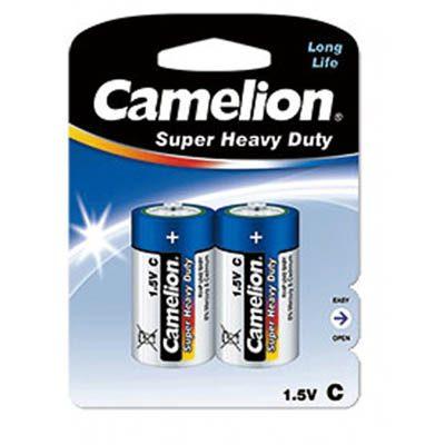 باتری متوسط آبی کارتی 2 عددی کملیون