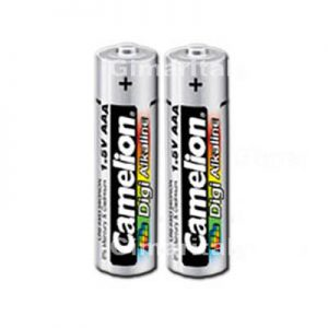 باتری نیم قلمی دی جی آلکالاین 2 عددی کملیون
