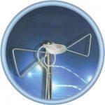 آنتن هوایی مدل LE 202 با شاخه آلومینیومی لالی الکترونیک