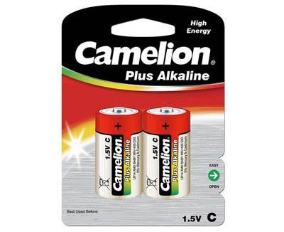 باتری متوسط پلاس آلکالاین 2 عددی کملیون